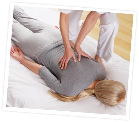 Shiatsu Druckpunktmassage