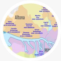 Shiatsu Praktiker Karte